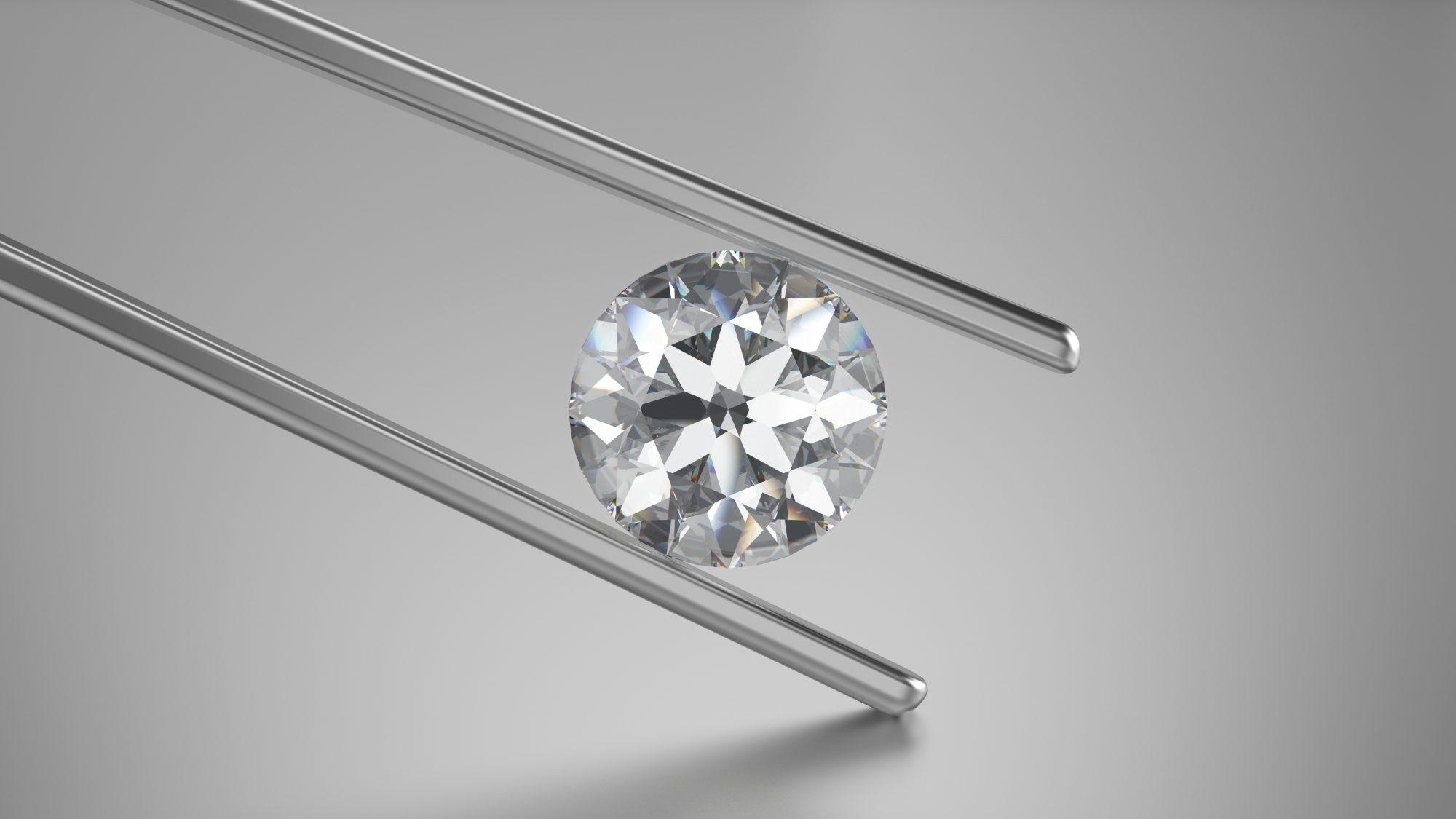 loose round cut diamond